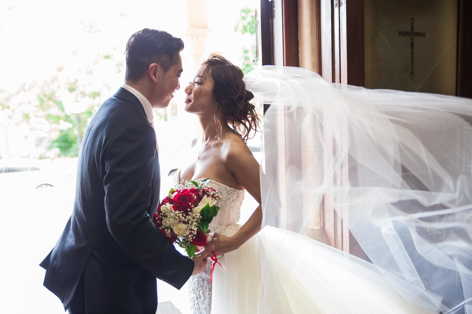 sydney wedding video