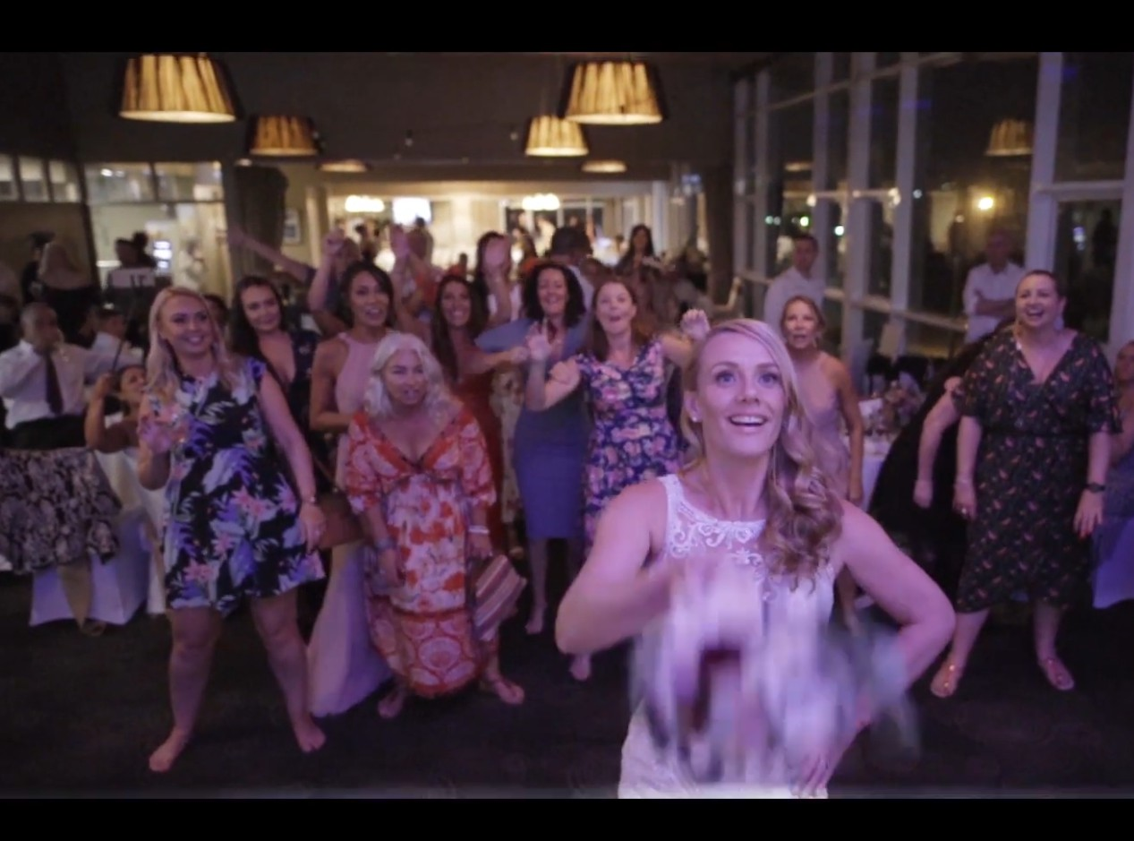 Sydney wedding video